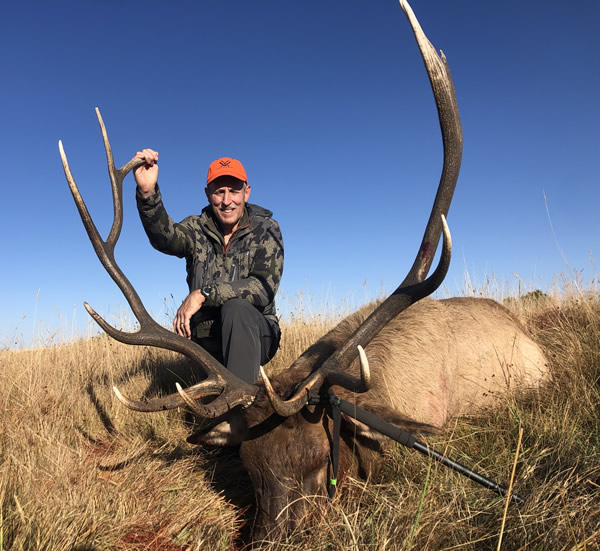 Tyler Sims Outfitting Elk Hunts
