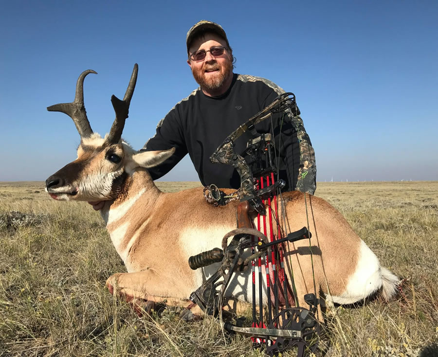 Tyler Sims Antelope Hunt Photos 16