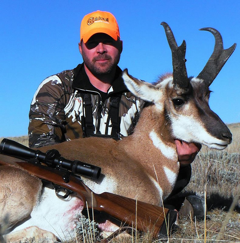 Tyler Sims Antelope Hunt Photos 22