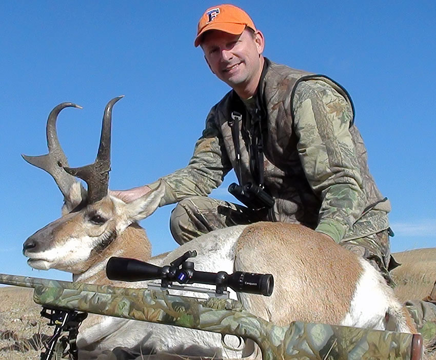 Tyler Sims Antelope Hunt Photos 25