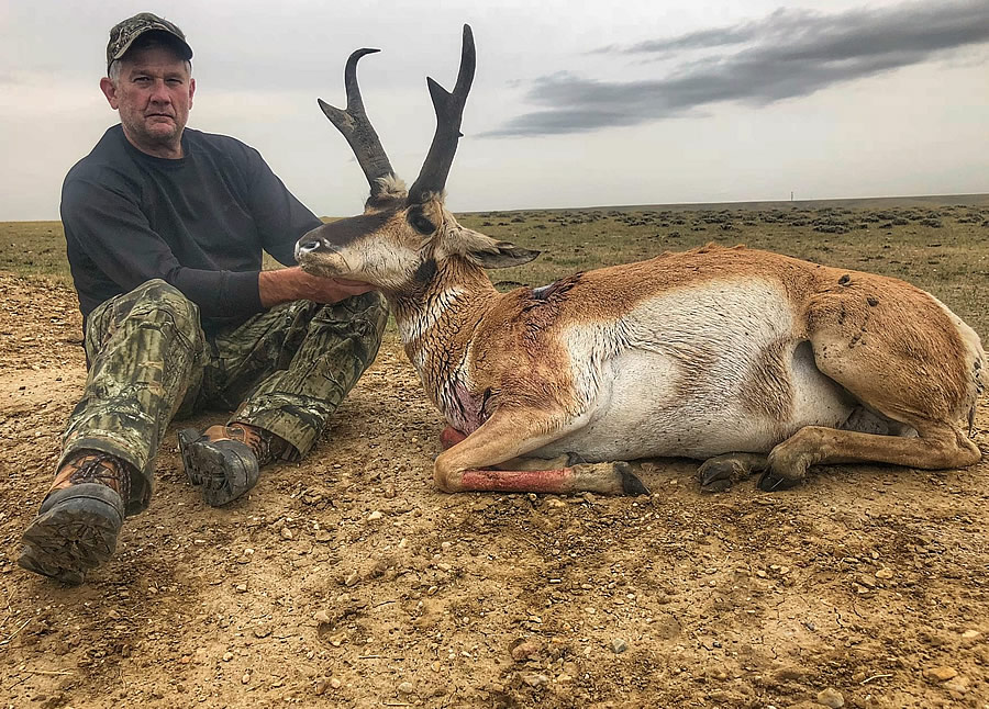 Tyler Sims Antelope Hunt Photos 27