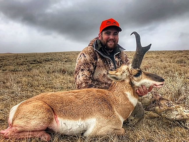 Tyler Sims Antelope Hunt Photos 31