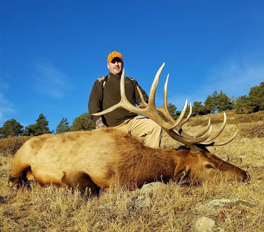 Elk Hunt Photo 8