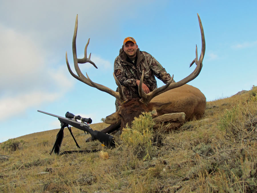 Elk Hunt Photo 14