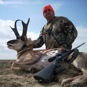 Tyler Sims Antelope Hunt Photos 1
