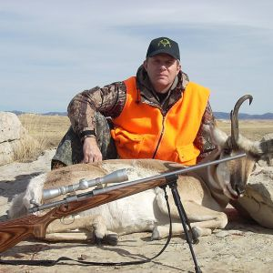 Tyler Sims Antelope Hunt Photos 2