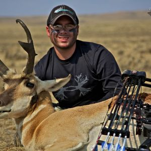Tyler Sims Antelope Hunt Photos 6