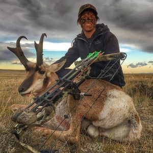 Tyler Sims Antelope Hunt Photos 13